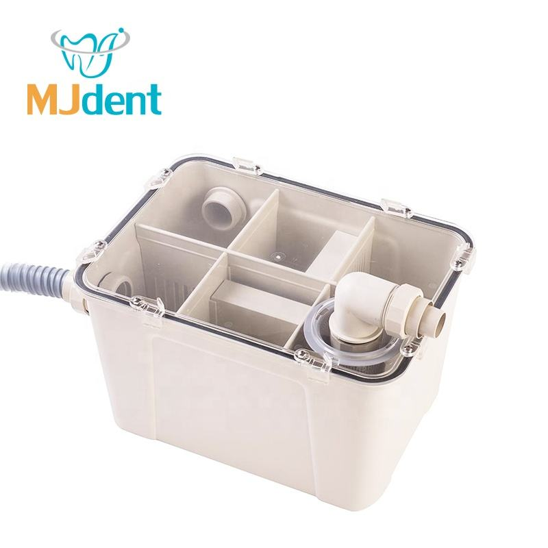 Dental Sink Water Separator/Dental technician plaster filter Clinic Lab Trap Filter
