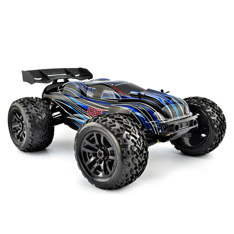 Manufacturer 1/10 Scale Brushless RC Cars 100KM/H 4WD 2.4GHZ RC Truck 4x4 Off Road RTR Monster Waterproof Electric RC Car