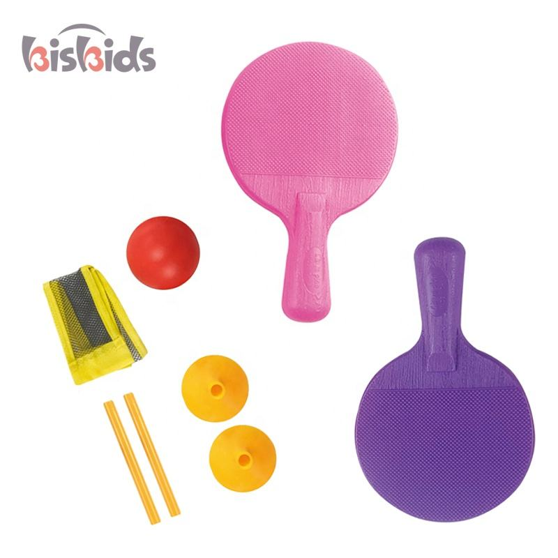 Racket sport plastic bats table tennis toy for kids