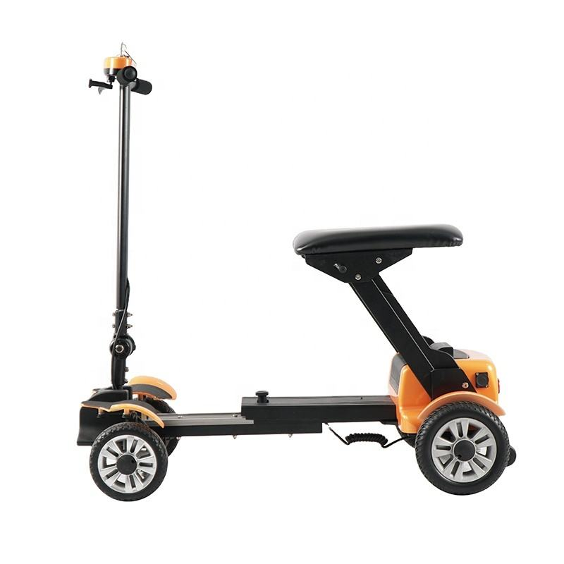 JBH FDB05 citycoco 4 wheels electric scooter power mini scooter