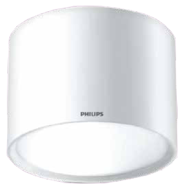 Philips LED Downlight DN900C 23.5W BK