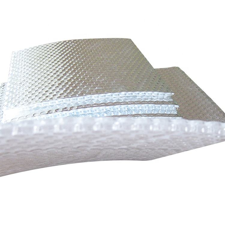 reflective foil double bubble insulation energy saving insulation waterproof material