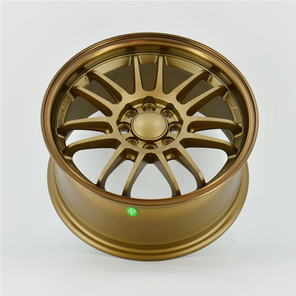 15 Rims 15 Inch Hot-sale Alloy Wheel 4*112 JWL VIA Alloy Wheels Rims Wholesale