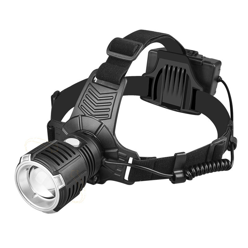 2000 lumen USB rechargeable scalable Cree xhp70 high power led headlamp for hunting