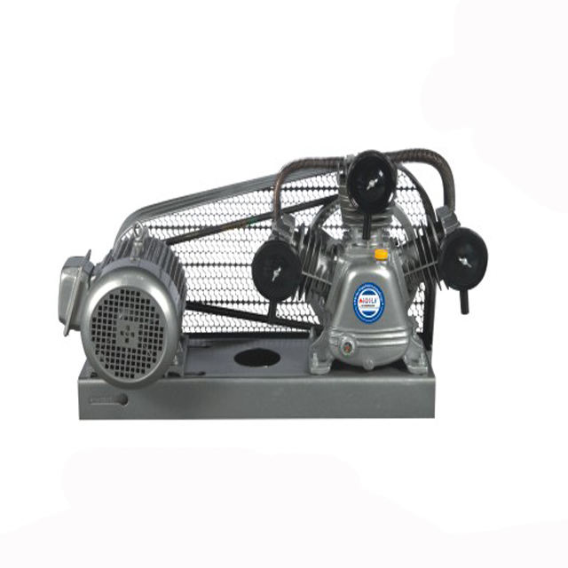 Skid mounted speran tankless compressor de ar sem tanque