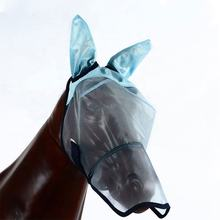 1000D PVC MESH Horse Racing Comfort Breathable Fly Mask