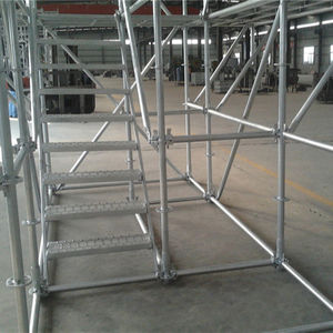 Ringlock Scaffold Materials Name And Picture With Access Stairs