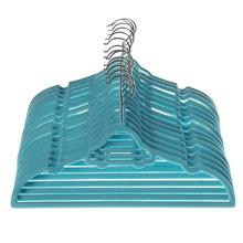Hot selling baby hanger wholesale velvet hangers boxes with low price