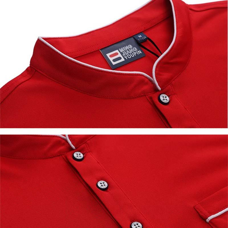 Hotel Staff Uniform Restaurant Cafe Store Work Uniform Short Sleeve Bar Waiter Polo Collar Shirt Work Tops Unisex Summer