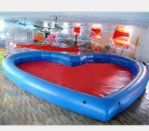 Inflatable Leakproof Inflatable Pool With Heart Shape For All Ages Alibaba Com