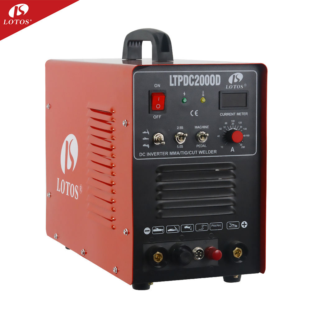 LTPDC2000D 110/220V MIG TIG welder machine buy best brand argon arc mma gas welding machine price equipment for sale