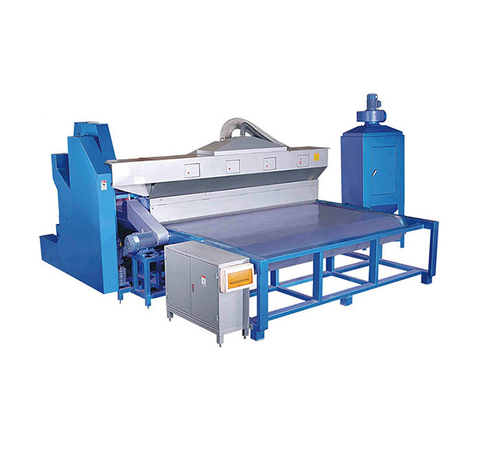 Cost-effective Automatic Flat Glass Of Frosted Glass Sandblaster Processing