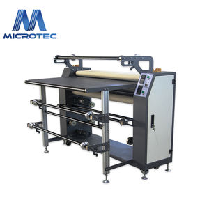 Microtec Rotary Machine 1.2 M 1.7 M Rotary Kalender Roll Dye Sublimatie Roll Warmte Persmachine