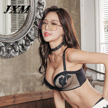 Dropshipping Underwear Wholesale Women Sexy Lingerie Bra and Panties Ladies Lace Sexy Bra Set