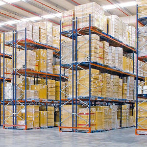 Pallet rack for wholesale warehouse storage iron rack