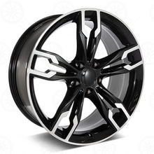 For BMW replacement wheel 20*8.5 20*9.5  5*120 72.6 640I STYLE - RB01 alloy wheels rims  wholesale