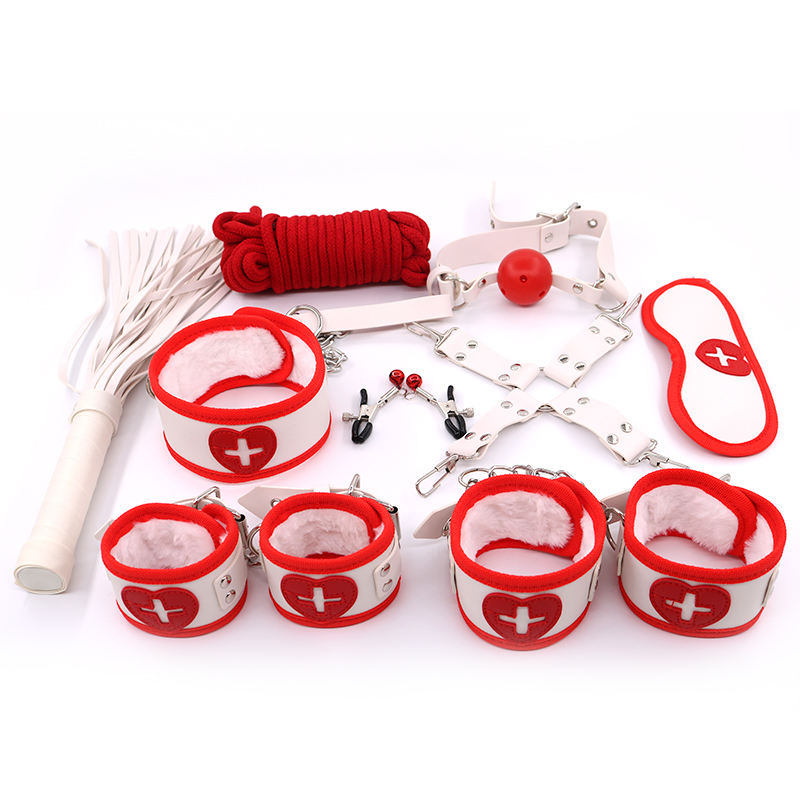New Type Hot Selling Best Quality Sex Toys BDSM Adult Gam Sex Bondage Kit For Sex