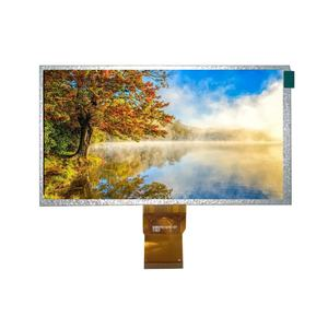 high resolution 7 inch lcd screen for tft lcd panel