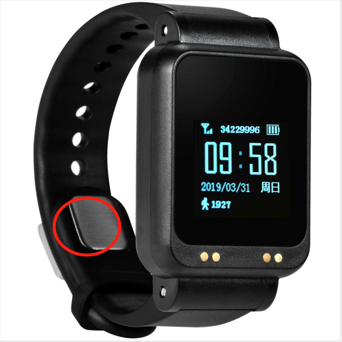 xexun professional ankle bracelet monitoring parolee gps tracker watch prison geo fencing tracker