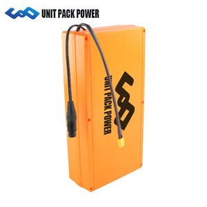 Customize Waterproof case 60v 20ah rechargeable batteries lithium battery pack for electric scooter