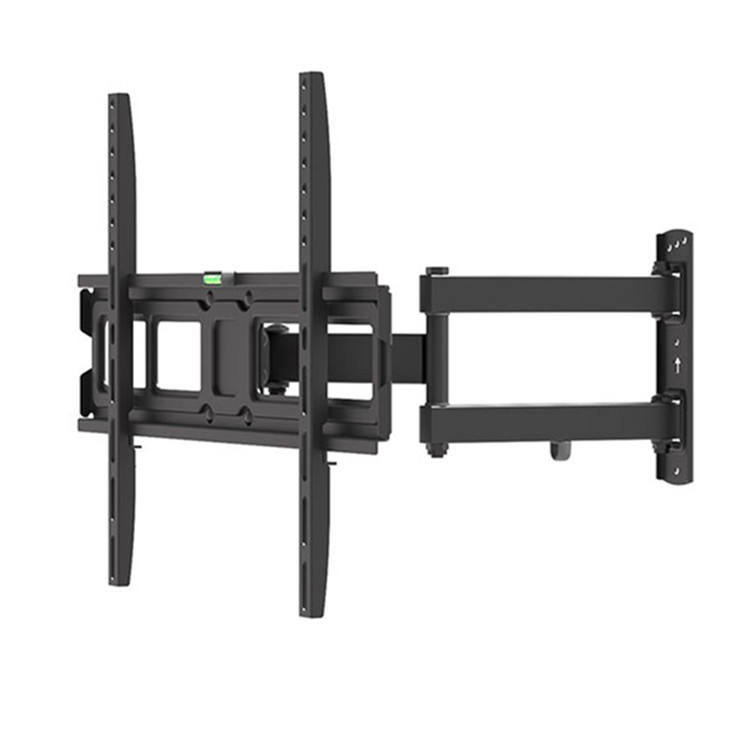 270 Degree Swivel TV Wall Mounting Cantilever Extendable Single Arm VESA TV Wall Mount Bracket