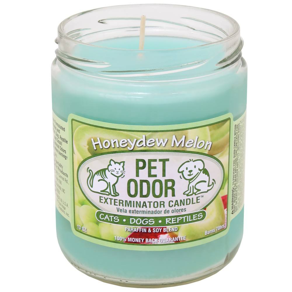 Aromatherapy Deodorizing Candles Private Label Candles Scented Pet Odor Eliminator Animal Lover Gift Aromatic Candles