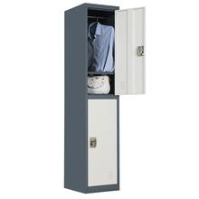 Hot Factory Commercial Furniture Hanging Rod Metal Locker Cabinet