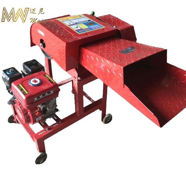 Manufactures Hay Chaff Cutter Cum Machine for Animal Feed machine