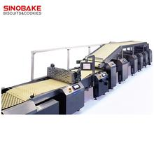 Fully Automatic Industrial Cracker Hard and Soft Biscuit Production Line Price