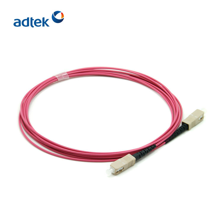 OM4 Fiber Patch Cord Cable