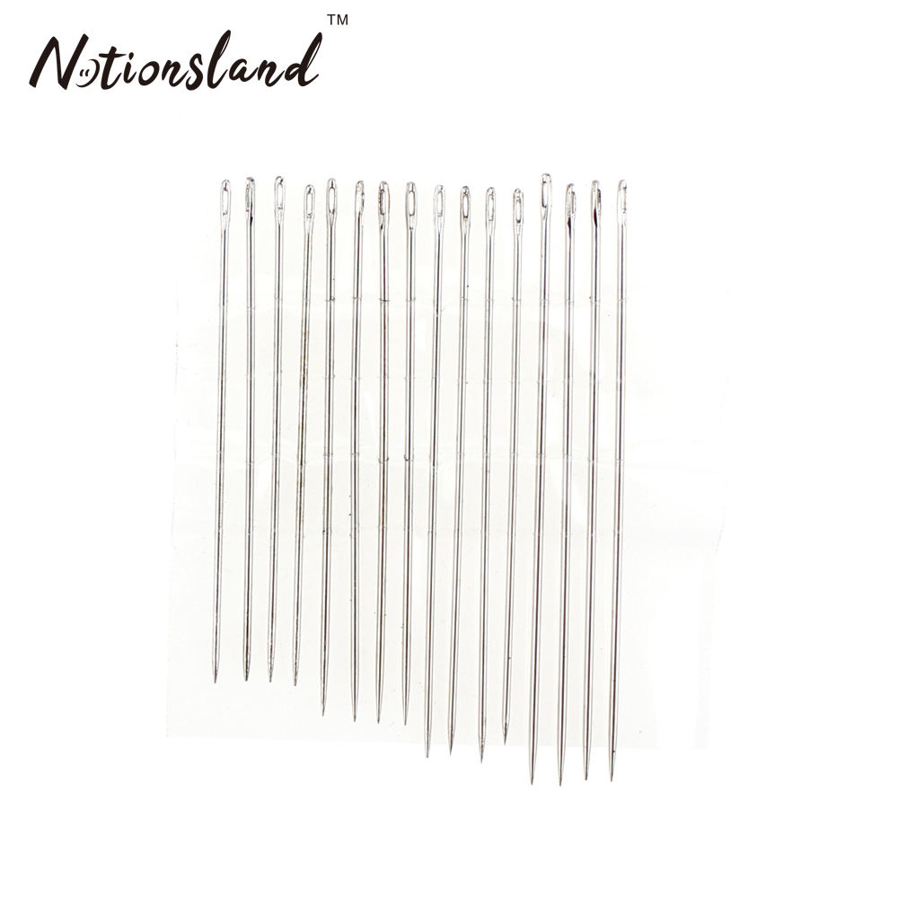 wholesale hand needle sewing thread sewing machine needle