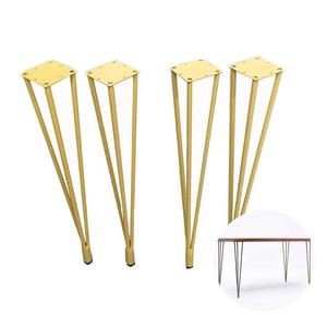 Coffee Console Slim Elegant Meeting With Massage Metal Furniture Modern White Bedside Gold Solid Brass Dining Table Leg