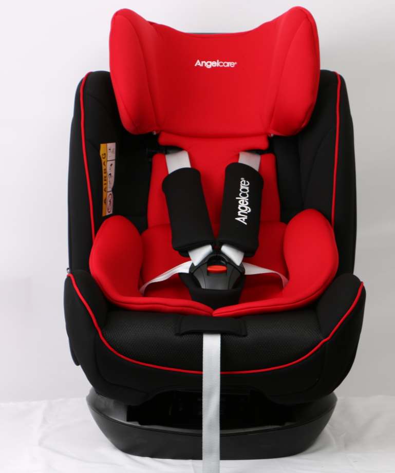 Luxury Safety Baby Car Seat Birth-36kg 0-12 Years Old, Isofix Top Tether Injection Molding Car Seat
