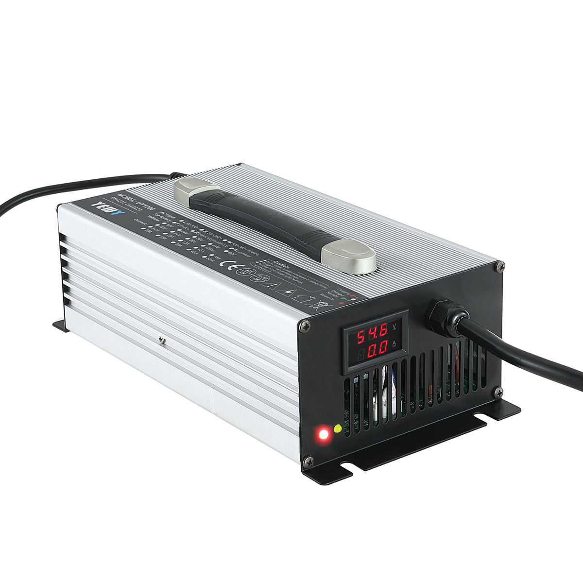 48V 20A forklift battery charger with CE 220V 48V 20A lead acid battery charger for cargo