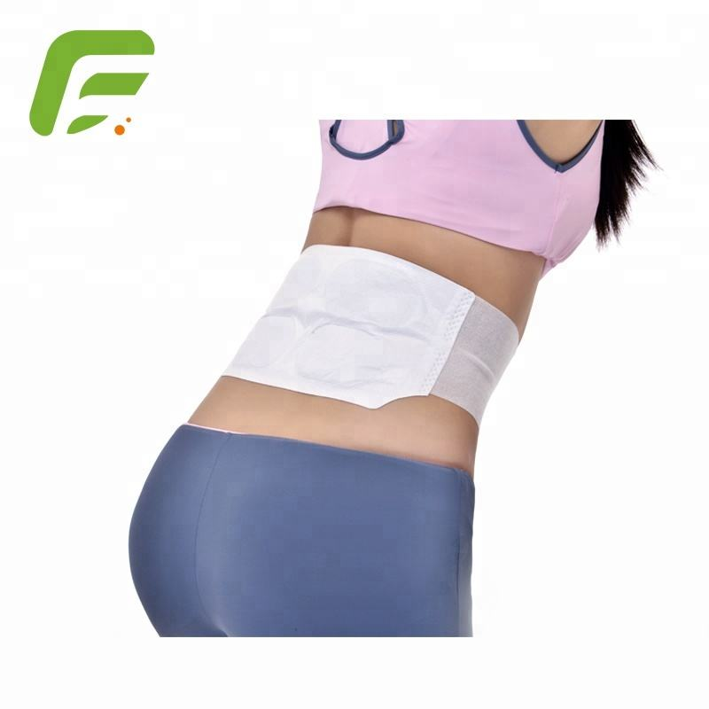 Disposable Adjustable Ultra-thin Heat Pad Back Pain Relief Belt/ Heat Patch Warmer Belt
