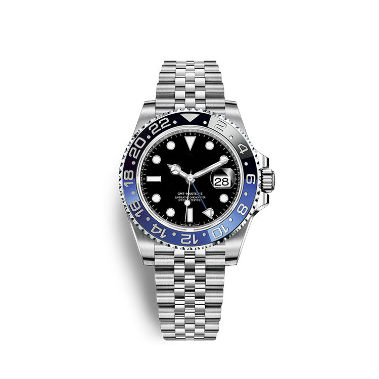 Wristwatches Rollexes Noob Style GMT Master Diver Watches Automatic Swiss Watch