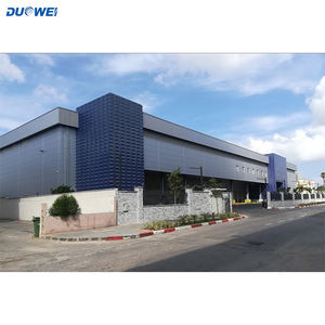 Wholesale Customized Industrial Steel Structure Series Building Workshop Warehouse