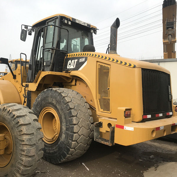 Used CAT 950H Loaders for sale, second hand caterpillar Wheel Loader 950H