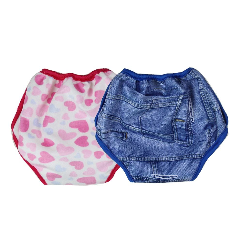 Adult Potty Training Pants Nappy Underwear Cloth Diaper