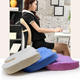 One-Stop Service [ Cushion Chair ] Seat Cushion Chair Coccyx Orthopedic Cushion Car Office Chair Memory Foam Seat Cushion