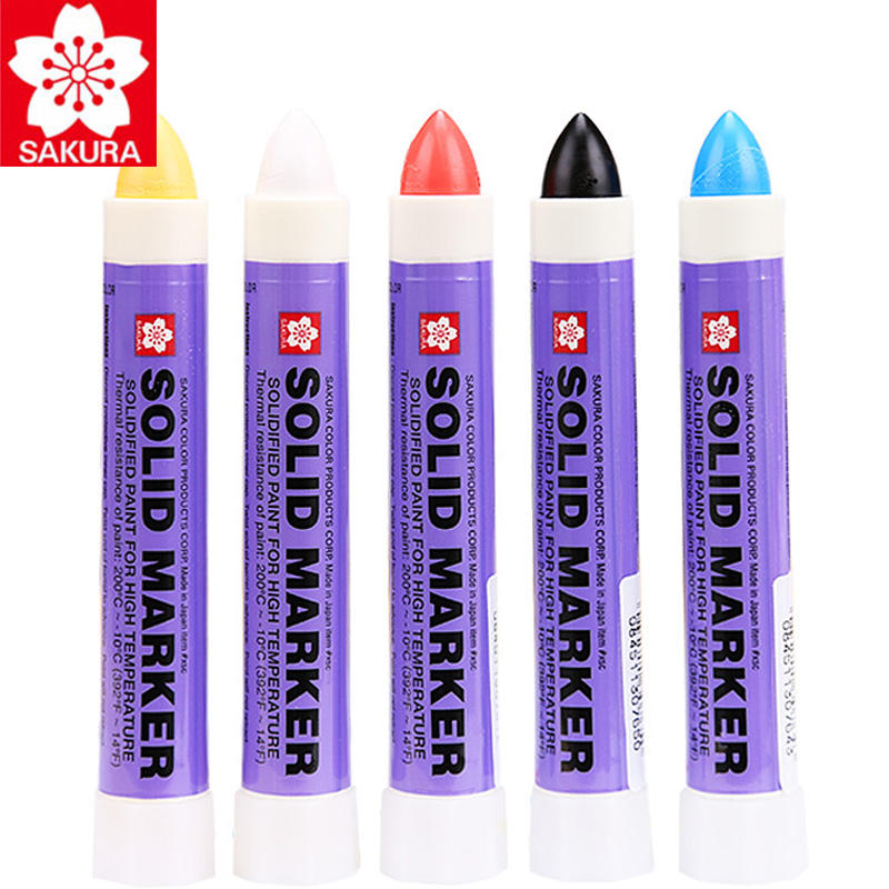 SAKURA Solid Markers Made in Japan wholesale Japanese stationery for factories SAKURA Marker Solid Paint Marker