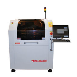 Online Automatic Screen Printer / SMT PCB Assembly LinE/ SMT printing machine SP500 (Torch)