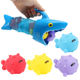 Hot Baby Best Gifts Pool Game Shark Fish Bath Toy for Kids