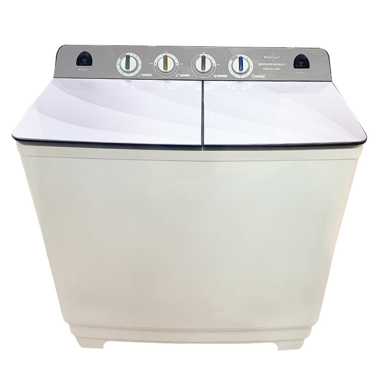 twin tub white useful quality washing machine