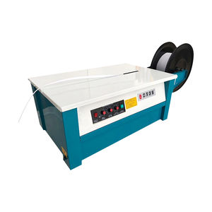 PP-B500 semi-automatic strapping machine/PP strapping band strapping machine