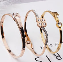 Quality Fashion Accessories Stainless Steel Accessories  Women's  Jewelry Bracelet