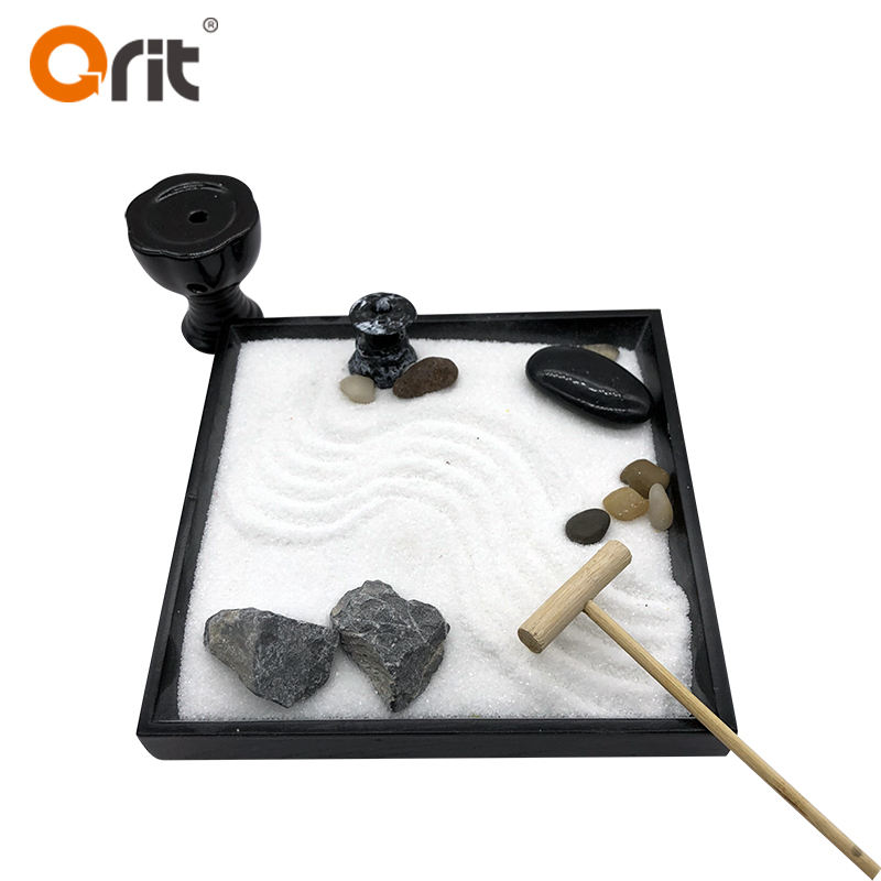 Factory Price Water Fountain Large Zen Garden With Buddha Statue
