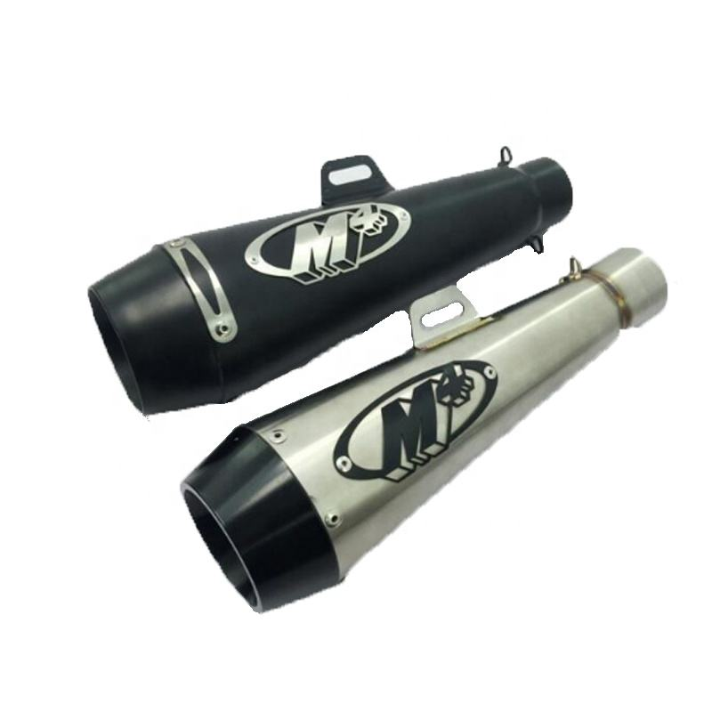 Universal Motorcycle M4 Exhaust Muffler System