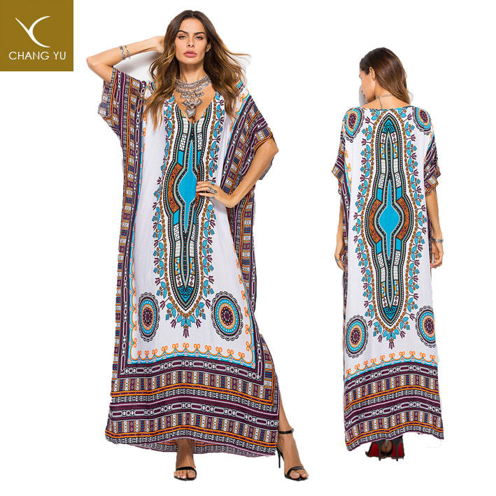 women's luxury Latest fashion turkey kaftan abaya MAXI dresses