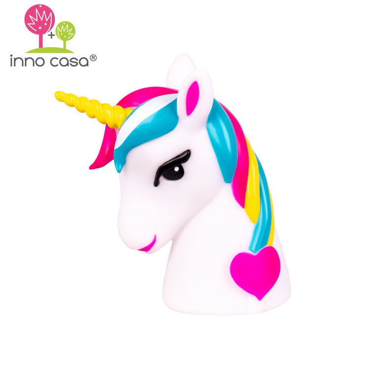 Unicorn Kids Light Night China Factory Cheap Bed Lamp Horse Unicorn Table Light Night For Kids